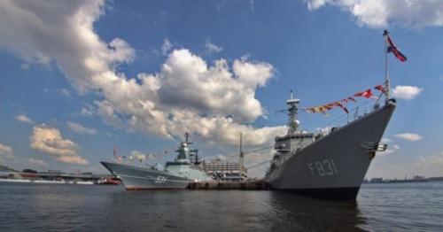 Санкт-Петербург готовится к Кубку Главнокомандующего Военно-морским флотом России